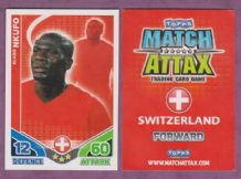 Switzerland Blaise Nkufo F.C Twente 238
